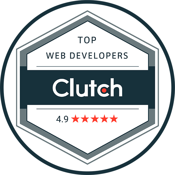 Clutch Achieved by Web Development Company knovator