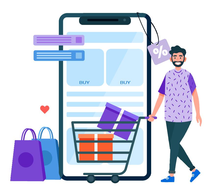 Sales-driven E-commerce Website and App Development