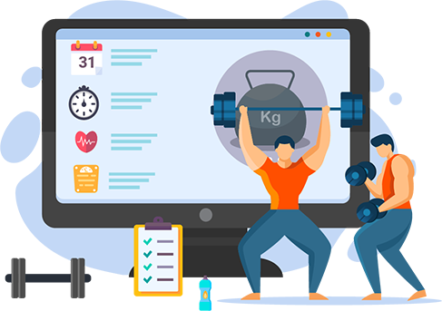Online Fitness Management Systems