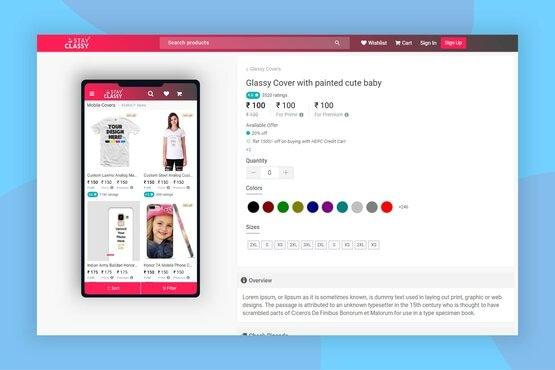 E-Commerce Development by Knovator Technologies