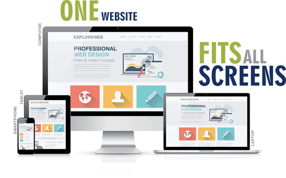 impress your customers by creative web designing