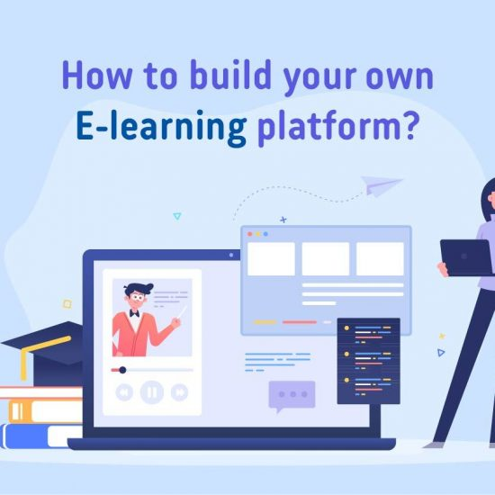how to build your own e-learning platform
