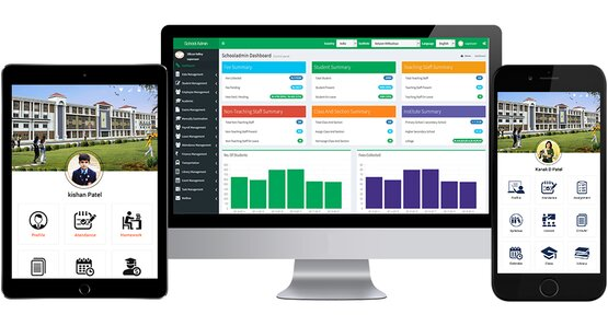ERP for School and University