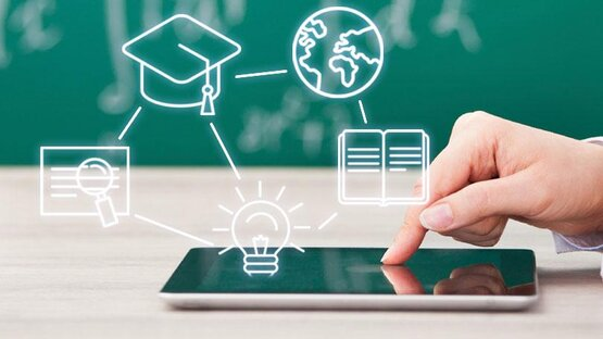 Learning Management System for schools and colleges
