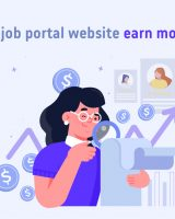 How Job Portal Website Earn Money