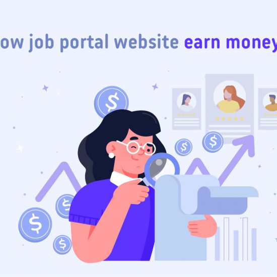 How Job Portal Website Earn Money