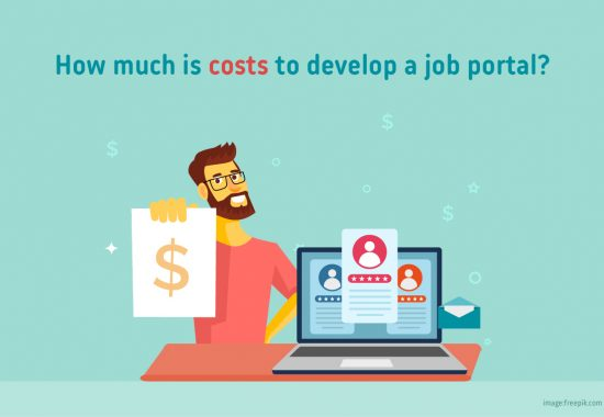 How much are costs to develop a job portal