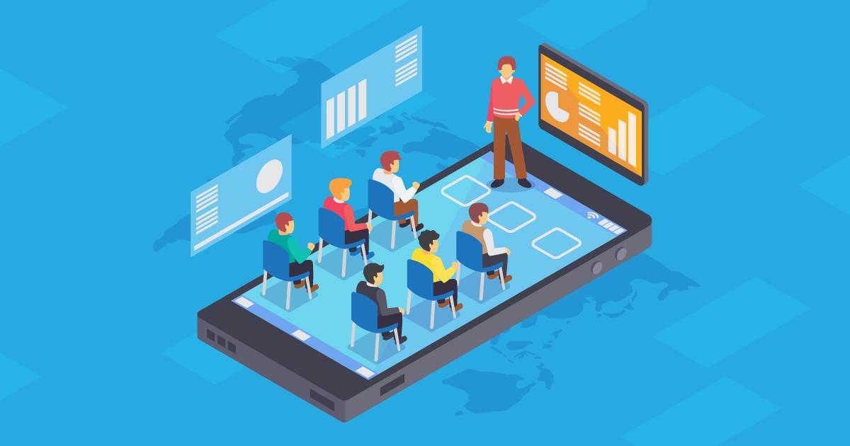 e-learning platform development