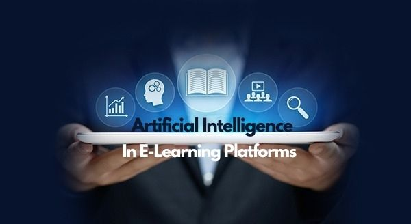 AI-based E-learning platforms