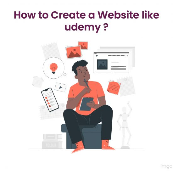 Create a Website Like Udemy