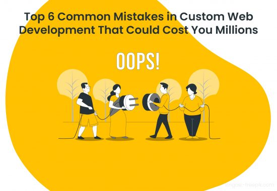 Web Development Mistakes