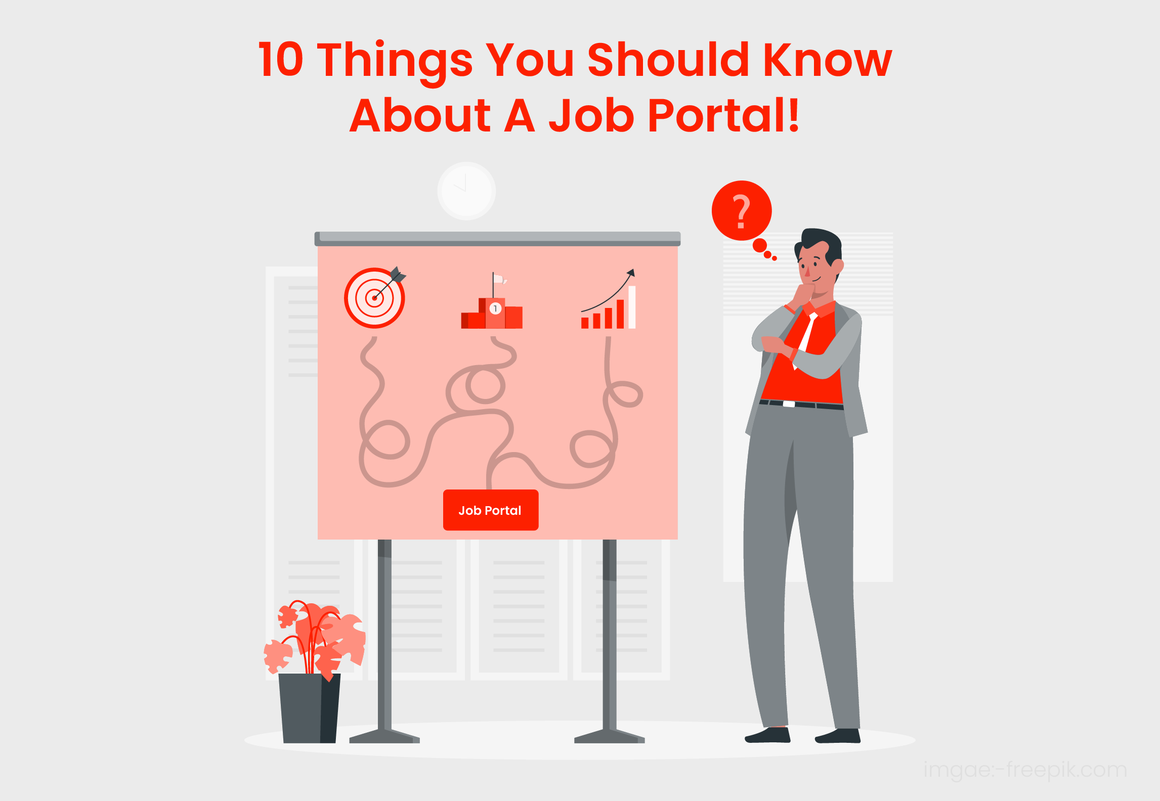 10 Things You Should Know About Job Portal