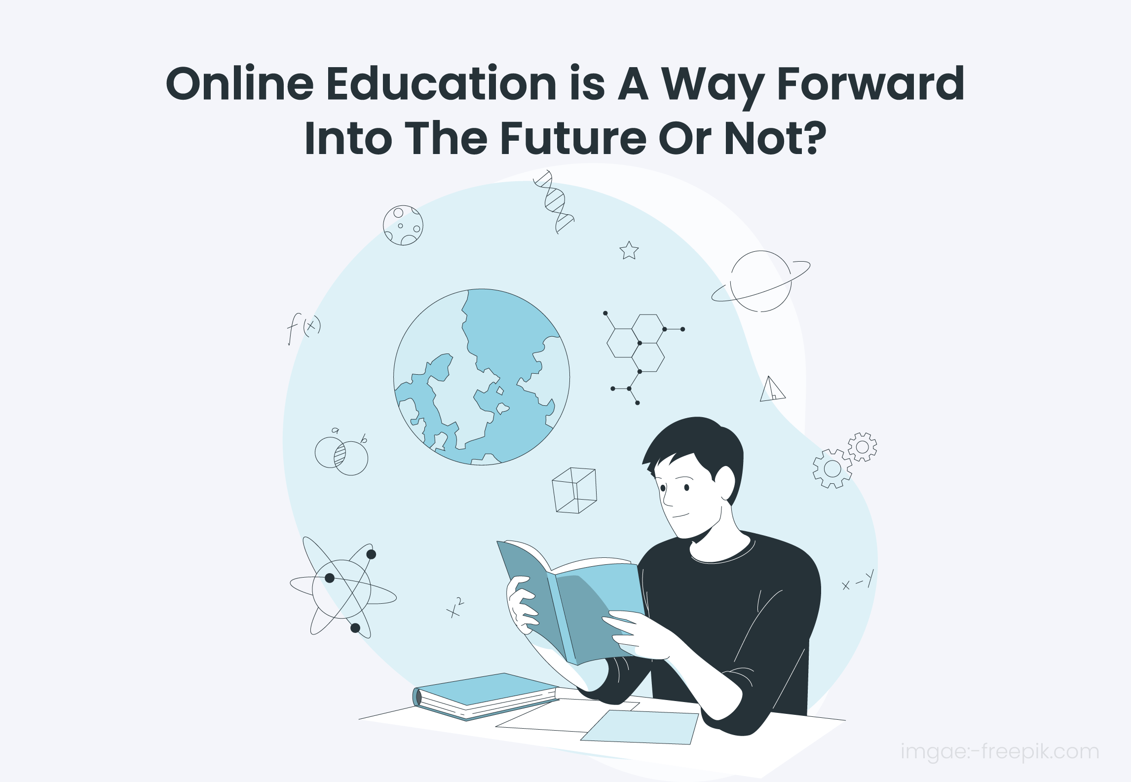 Online Education is A Way Forward Into The Future Or Not?