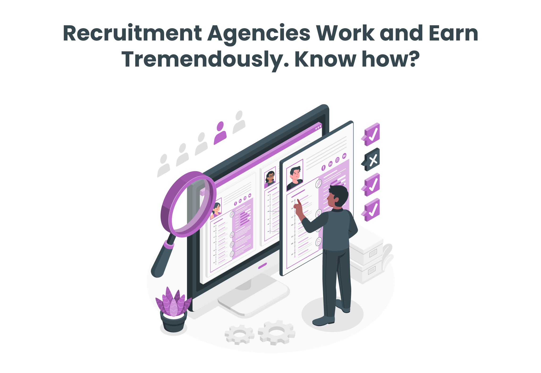 How Does a Recruiting Agency Make Money?